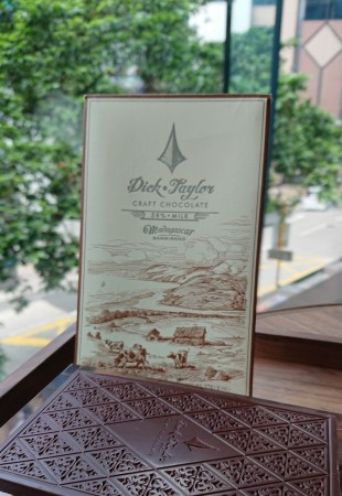 Dick Taylor 58% Madagascar, Sambirano Dark Milk Chocolate