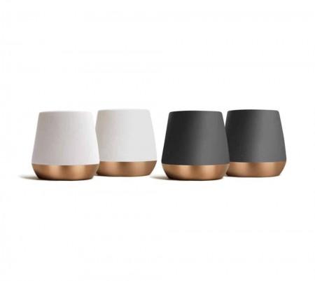 FELLOW 雙層陶瓷小型咖啡杯 2.3安士 (68 毫升)