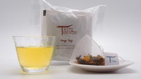 Taste Trigger 芒果綠茶 (10 包/袋)