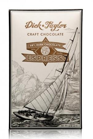 Dick Taylor 濃縮咖啡味