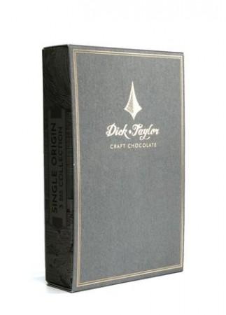Dick Taylor 三塊禮盒裝︰單一產地系列